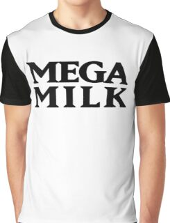 MEGA MILK Graphic T-Shirt
