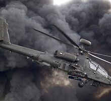 British Army Apache by captureasecond