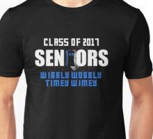 Class Of 2017 Whovians Seniors Unisex T-Shirt
