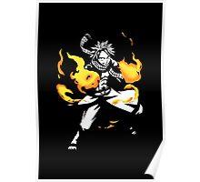 Fire Dragon Slayer Poster