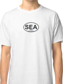 Seattle. Classic T-Shirt