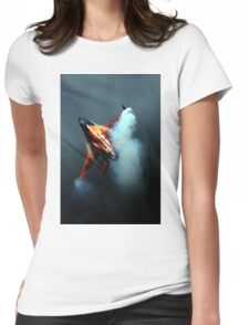 Into The Storm Womens Fitted T-Shirt
