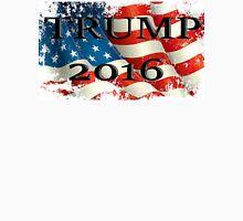 TRUMP 2016 American flag Unisex T-Shirt