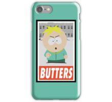 (CARTOON) Butters iPhone Case/Skin