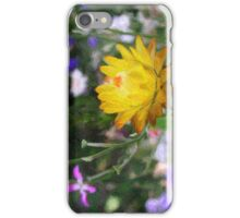 Everlasting flower iPhone Case/Skin