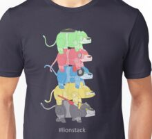Lion Stack Unisex T-Shirt