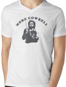 WILL FERRELL - MORE COWBELL Mens V-Neck T-Shirt