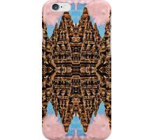 Psycho Exotic, Prambanan in Indonesia iPhone Case/Skin
