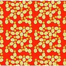 Pineapple Frenzy by Michael Kienhuis