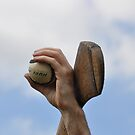 Catching a Sliotar Of speeds up to 90 mph by Declan Carr