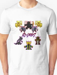 Rotmg Oryx and Forgotten King Unisex T-Shirt