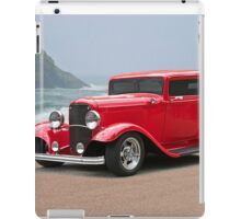 1932 Ford 'chopped top' Sedan iPad Case/Skin