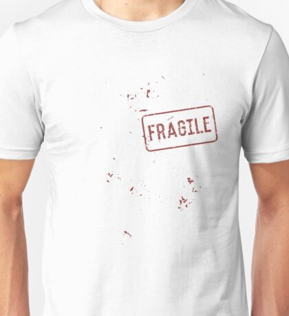 Fragile Stamp Unisex T-Shirt