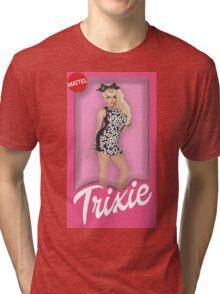 Trixie Mattel Doll Tri-blend T-Shirt