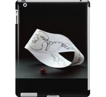 Mobius ribbon, 1st phase of slow motion iPad Case/Skin