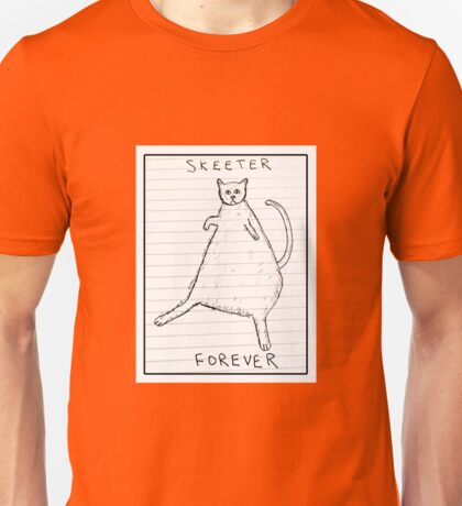 Skeeter Forever Unisex T-Shirt