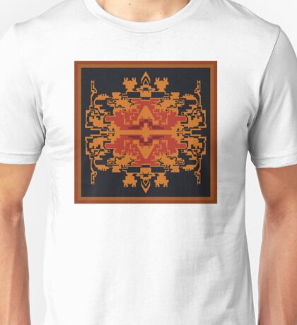 art deco pattern Unisex T-Shirt