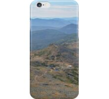 The Appalachian Trail through the Presidentials, New Hampshire. iPhone Case/Skin