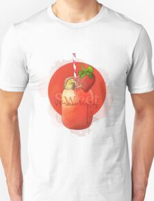 Sweet Strawberry Unisex T-Shirt