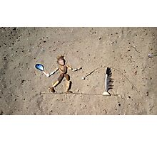 Anyone for Tennis! Photographic Print