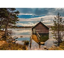 Loch Vaa - Cairngorms National Park Photographic Print