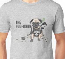 The Pug-isher Unisex T-Shirt