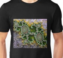 Old Lace and Satin Unisex T-Shirt