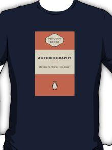 Imaginary Morrissey Autobiography Cover 2 - Penguin Classics T-Shirt