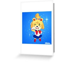 Sailor Bell Greeting Card