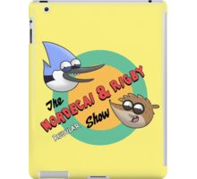 The Regular Show iPad Case/Skin