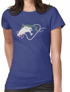 Spirited Away: Haku Womens Fitted T-Shirt