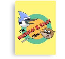 The Regular Show Canvas Print