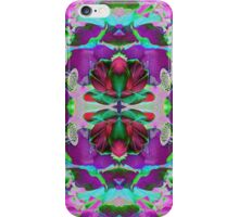 Psycho Exotic, Lotus Flower iPhone Case/Skin