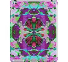 Psycho Exotic, Lotus Flower iPad Case/Skin
