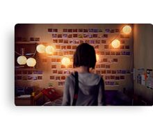 Life is Strange Wallpaper (And other items) Canvas Print