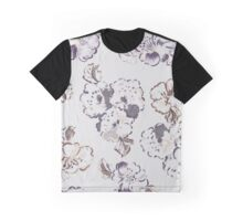 Ink floral Graphic T-Shirt