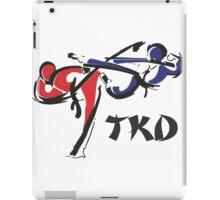Taekwondo TKD Martial Arts iPad Case/Skin