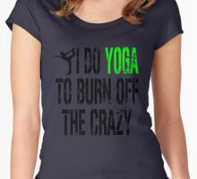 Best Women's Yoga Shirts Women's Fitted Scoop T-Shirt