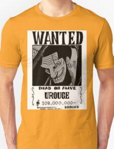 ONE PIECE - UROUGE BOUNTY Unisex T-Shirt