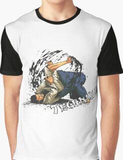 Jiu-Jitsu Bjj Martial Arts Graphic T-Shirt