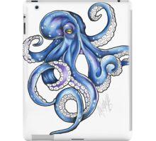 Kraken Color Flash tattoo iPad Case/Skin