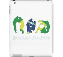 Brazilian Jiu-Jitsu Martial Arts iPad Case/Skin