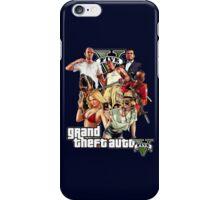 Grand Theft Auto 5 iPhone Case/Skin