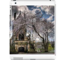 Dexter Mausoleaum iPad Case/Skin