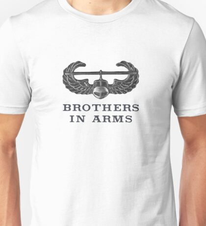 Airmobile Wings - Brothers in Arms Unisex T-Shirt