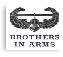 Airmobile Wings - Brothers in Arms Canvas Print