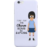 Charm Bomb iPhone Case/Skin