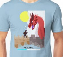 Team Bookworm Unisex T-Shirt