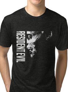 Resident Evil - 20th Anniversary Minus Anniversary Text Tri-blend T-Shirt