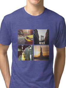 The best of NY Tri-blend T-Shirt